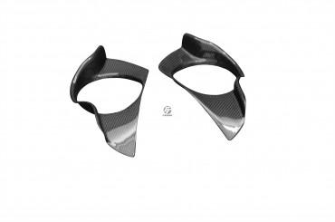 Carbon Scheinwerfer Verkleidung für Buell XB9R / XB12R