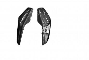 Carbon Scheinwerfer Verkleidung für KTM 990 Supermoto SM / SMR 2008-2014