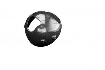 Carbon Scheinwerfer Verkleidung für Triumph Speed Twin