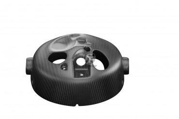 Carbon Scheinwerfer Verkleidung für Yamaha XSR 900