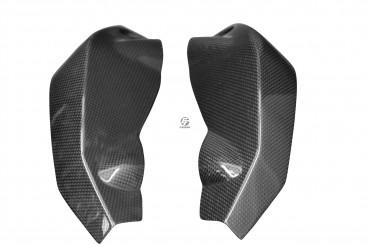Carbon Scheinwerfergehäuse für KTM Duke 125 / 200 / 390 2011- 2016