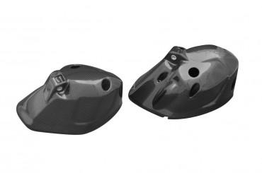 Carbon Scheinwerfer Verkleidung für Triumph Speed Triple 2011-2015