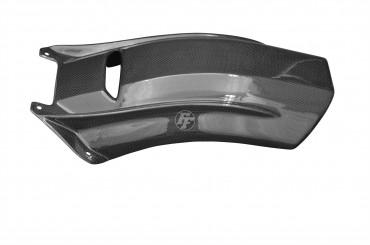 Carbon hinteres Schutzblech für Aprilia RSV Mille 1998-2003 Carbon+Fiberglas Leinwand Glossy Carbon+Fiberglas | Leinwand | Glossy