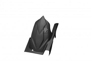 Carbon Schutzblech (Hinten, mit Kettenschutz) für Kawasaki Z 750 2007-2012