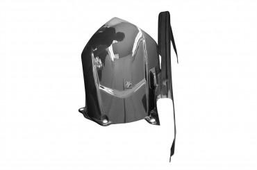 Carbon hinteres Schutzblech mit Kettenschutz für Yamaha R1 07-08