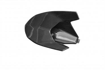 Carbon Schutzblech (Vorne) Oberteil für HUSQVARNA Nuda 900 / R 2012 - 2013