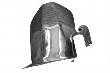 Carbon hinteres Schutzblech für Ducati Multistrada 1000 DS / 1100 Einarmschwinge