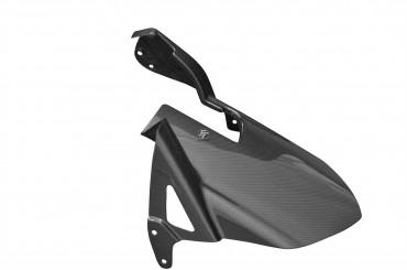 Carbon hinteres Schutzblech für Kawasaki Z1000 2010-2015 100% Carbon Leinwand Glossy 100% Carbon | Leinwand | Glossy