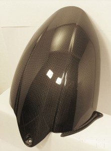 Carbon hinteres Schutzblech für Kawasaki ZX-10R 2010
