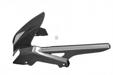 Carbon Schutzblech Hinten für Suzuki GSR 750