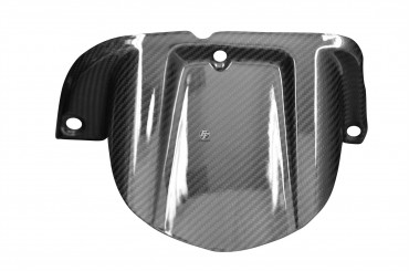 Carbon hinteres Schutzblech für Yamaha FZ1 / FZ8 Carbon+Fiberglas Köper Glossy Carbon+Fiberglas | Köper | Glossy