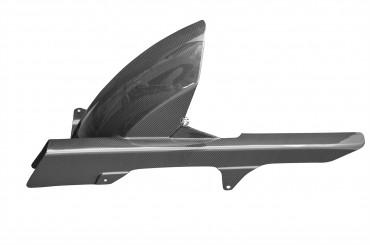 Carbon hinteres Schutzblech für Yamaha TDM 900