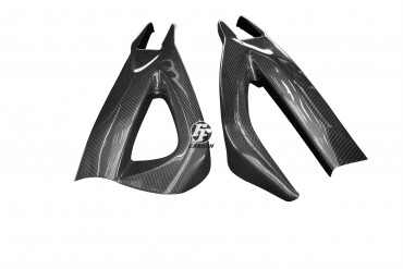 Carbon Schwingenverkleidung für Suzuki B-King 1300 2007-2011