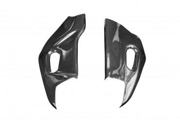 Carbon Schwingenverkleidung für Aprilia RSV 4 2009-2020 100% Carbon Leinwand Glossy 100% Carbon | Leinwand | Glossy