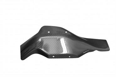 Carbon Schwingenverkleidung für Ducati Hypermotard 796 / 1100 Multistrada 1000 DS / 1100 Einarmschwinge 100% Carbon Köper Glossy 100% Carbon | Köper | Glossy
