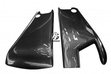 Carbon Schwingenverkleidung für Yamaha YZF-R1 2009-2014