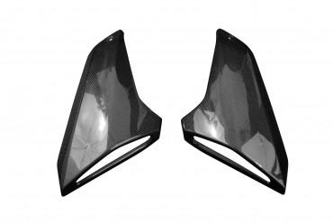 Carbon Seitenverkleidung (oberes Teil) für Yamaha MT-09 2013-2016