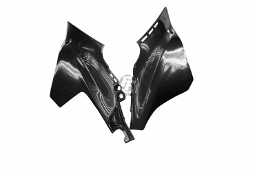 Carbon Seitenverkleidung (oberes Teil) für Yamaha YZF-R1 2020-