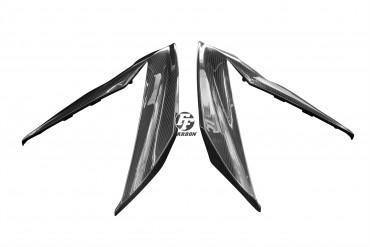 Carbon Seitenverkleidung Blinker für Kawasaki Ninja 300 2013-2015