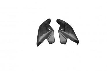 Carbon Frontverkleidung Seitenteile für Suzuki GSR 600