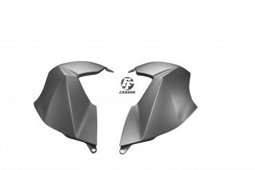 Carbon Seitenverkleidung für Aprilia Dorsoduro 750