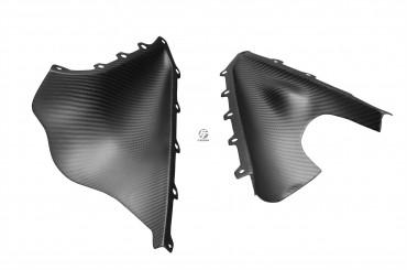 Carbon Seitenverkleidung für Aprilia RSV 1000R 2006-2009