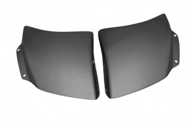 Carbon Frontverkleidung Seitenteile für Aprilia RSV Mille 1998-2003
