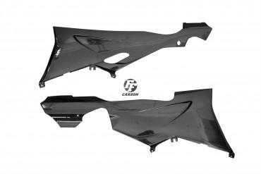 Carbon Seitenverkleidung für BMW K1200S / K1300S