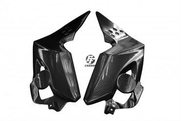 Carbon Seitenverkleidung für BMW K1300 R 100% Carbon Köper Glossy 100% Carbon | Köper | Glossy