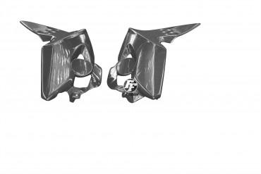 Carbon Seitenverkleidung für BMW K1300 R Carbon+Fiberglas Leinwand Glossy Carbon+Fiberglas | Leinwand | Glossy