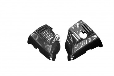 Carbon Seitenverkleidung für BMW R Nine T 2016- Carbon+Fiberglas Leinwand Glossy Carbon+Fiberglas | Leinwand | Glossy