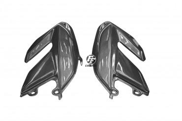 Carbon Seitenverkleidung für Ducati Hypermotard 796 / 1100