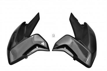 Carbon Seitenverkleidung für Ducati Hyperstrada / Hypermotard 821 2013-2015 939 2016-