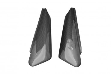 Carbon Seitenverkleidung für Ducati Monster S4R / S2R / 1000 / 620 / 695 Carbon+Fiberglas Leinwand Glossy Carbon+Fiberglas | Leinwand | Glossy