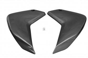 Carbon Seitenverkleidung für Ducati Multistrada 1200 / 1200S 2010-2014