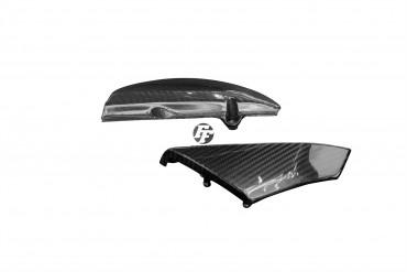 Carbon Seitenverkleidung für Ducati Scrambler Carbon+Fiberglas Köper Glossy Carbon+Fiberglas | Köper | Glossy