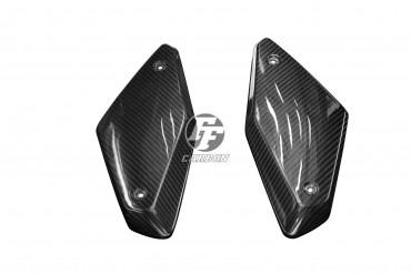 Carbon Seitenverkleidung für Honda CB 650 R / CBR 650 R 2019-