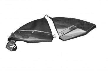 Carbon Seitenverkleidung für Honda CB1000R 2008-2017