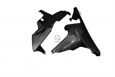 Carbon Seitenverkleidung für Honda CBR 600 RR 2007-2009