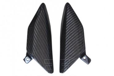 Carbon Seitenverkleidung für Honda CBR 600RR 2007-2012