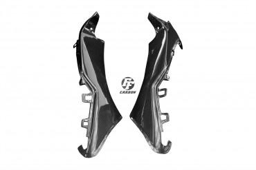 Carbon Seitenverkleidung für Honda CBR1000RR 2008-2011