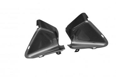 Carbon Seitenverkleidung für Honda VFR 800 V-TEC 2002-2013