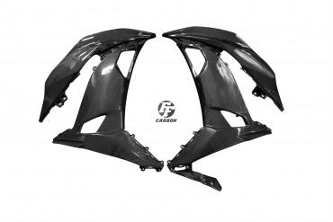 Carbon Seitenverkleidung für Kawasaki Ninja 650
