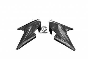 Carbon Seitenverkleidung für Kawasaki Z750 2007-2012