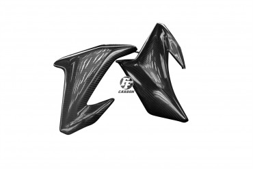 Carbon Seitenverkleidung für Kawasaki Z900