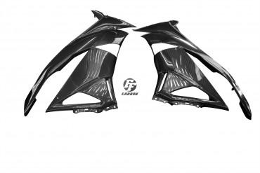 Carbon Seitenverkleidung für Kawasaki ZX-6R 2009-2012