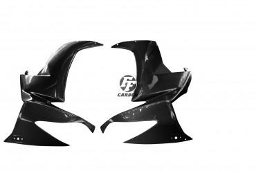 Carbon Seitenverkleidung für Kawasaki ZX10R 2008-2009
