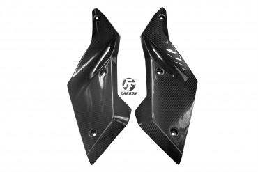 Carbon Seitenverkleidung für KTM 990 Supermoto SMR 2009 - 2013