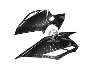 Carbon Seitenverkleidung für MV Agusta F4 750 / 1000 / 1078 1999-2009