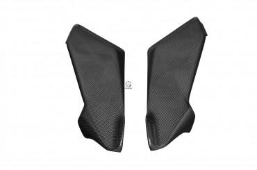 Carbon Seitenverkleidung für MV Agusta F4 750 / 1000 / 1078 bis 2009 Brutale 750 / 910 / 989 / 1078 Carbon+Fiberglas Leinwand Glossy Carbon+Fiberglas | Leinwand | Glossy